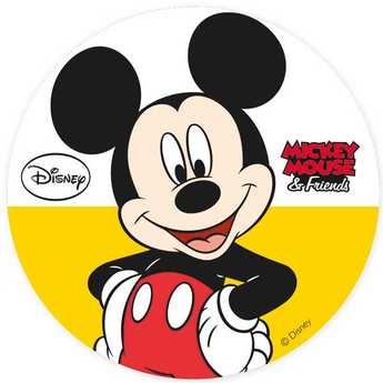 Dekora - Disque azyme Mickey Mouse (disque en sucre décoré)
