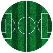 Dekora - Sugar Disc - Football field