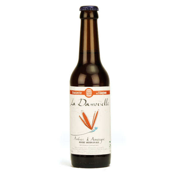 La Damoiselle Amber Beer 6%