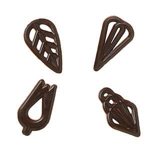 Cacao Barry - Décors en chocolat - Soirée