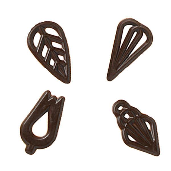 Décors en chocolat - Soirée