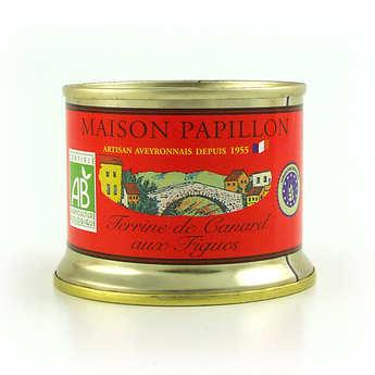 Maison Papillon - Organic Duck and Fig Pâté