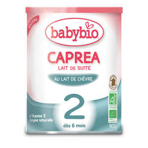 Baby Bio - Organic Goat Milk Caprea - from 6 months