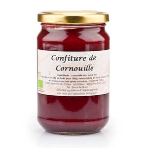 Gaec La Ferme du Fraisse - Organic Cornouille Jam