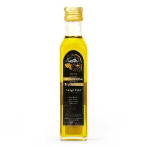 Délices de truffes - Huile d'olive à la truffe noire de Lozère