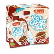 Vitabio - P'tit Goûter au lait cacao bio