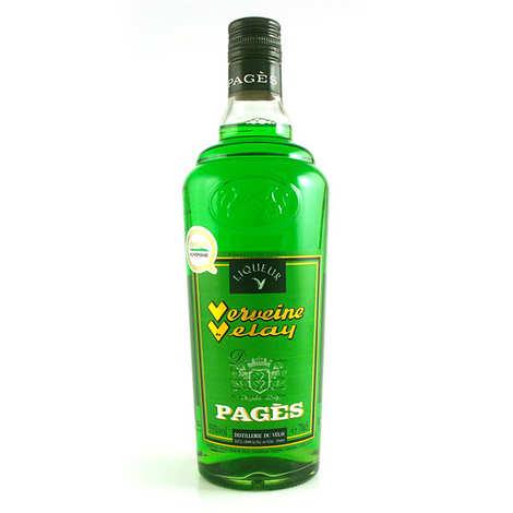 Distillerie Pagès - Verveine du Velay - Verte - 55%