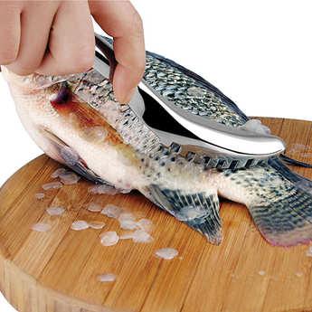 I Genietti - Ecailleur à poissons