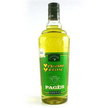 Distillerie Pagès - Green Verveine du Velay (Green Velay Verbena) - 40%