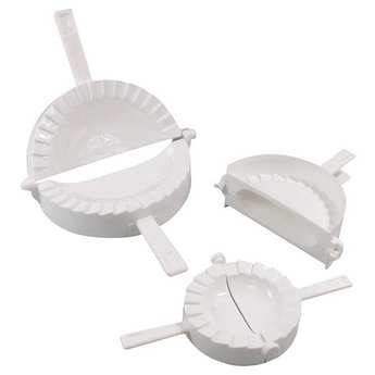 - 3 Antiadhesive Turnover Baking Tins