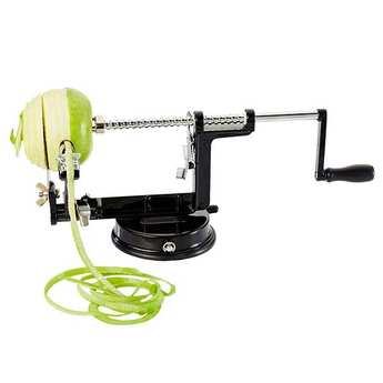 - Apple Peeler Slicer Corer