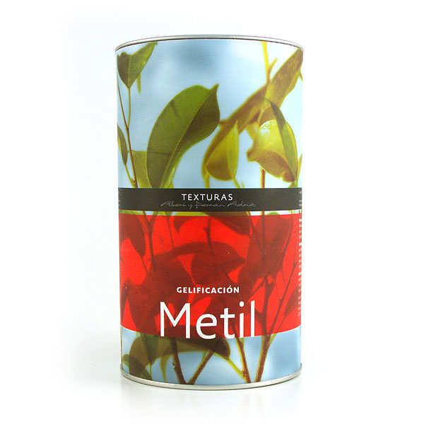 Metil, méthylcellulose en poudre - Texturas
