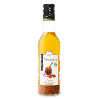 Quintesens - Vinaigrette bio intense 100% naturelle sans émulsion