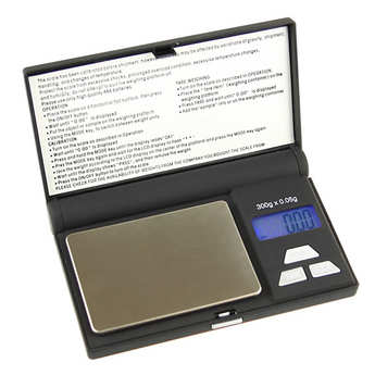 Ohaus - High precision set of scales (300g/0.05g)