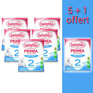 Baby Bio - Organic Instant Milk for Child Since 6 Months 5+1 free