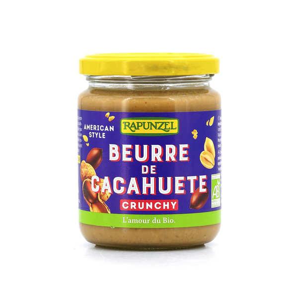 Beurre de cacahuète bio
