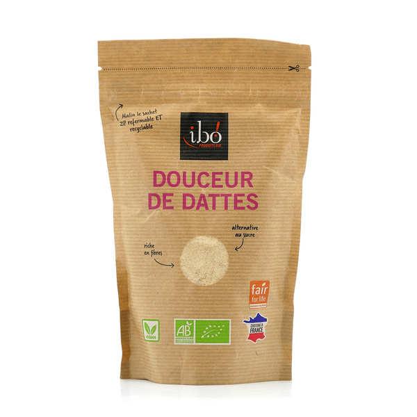 Organic Sweetness of Dates - Sugar of dates