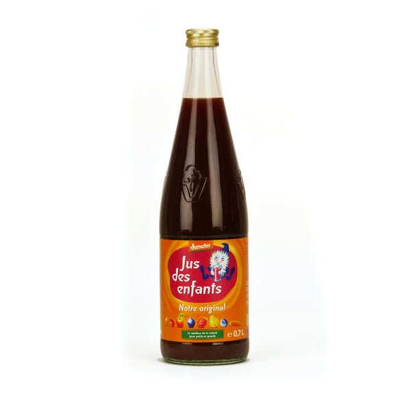 Organic Fruits Juice for Kids - demeter