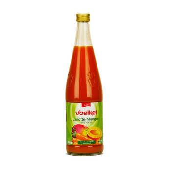 Voelkel GmbH - Organic Carrot and Mango Juice