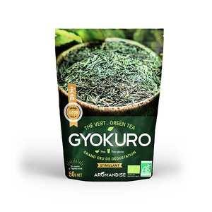 Aromandise - Thé vert Gyokuro bio