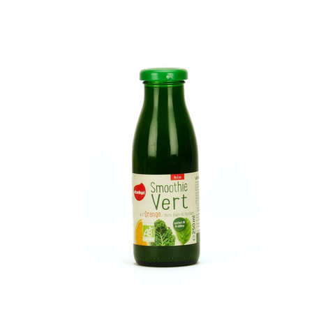 Voelkel GmbH - Organic Green Smoothie with Orange Kale and Spinach - Demeter