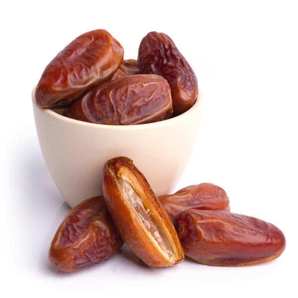 Organic Deglet Nour dates from Tunisia