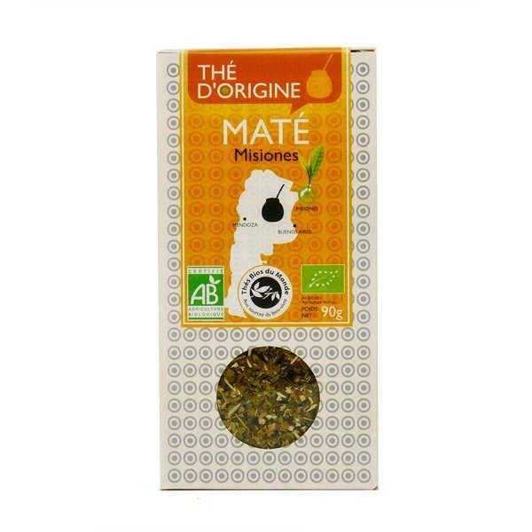 Organic Maté Tea from Argentina