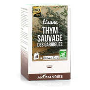 Aromandise - Organic Wild Garrigues Thyme Herbal Tea