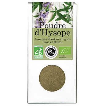 Aromandise - Poudre d'Hysope bio