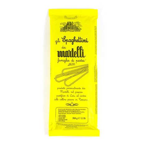 Pâtes Martelli - Spaghettini Martelli