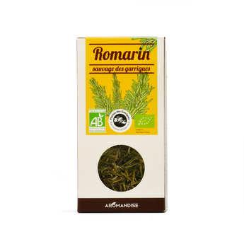 Aromandise - Romarin sauvage des garrigues bio