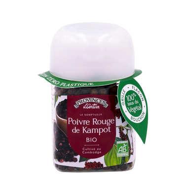 Organic Kampot red Pepper