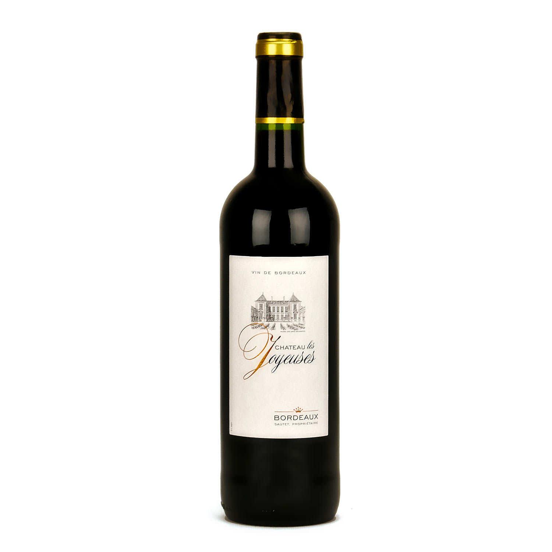 Château Les Joyeuses Bordeux Red Wine