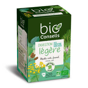 "Bio Conseils - Organic infusion ""Light Digestion"""
