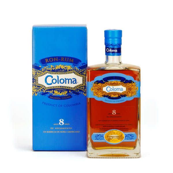 Coloma - Rhum de Colombie 8 ans 40%