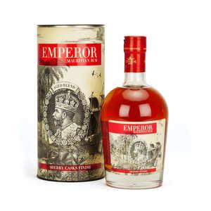 Emperor - Emperor Sherry Casks Finish - Rhum vieux de l'Île Maurice 40°