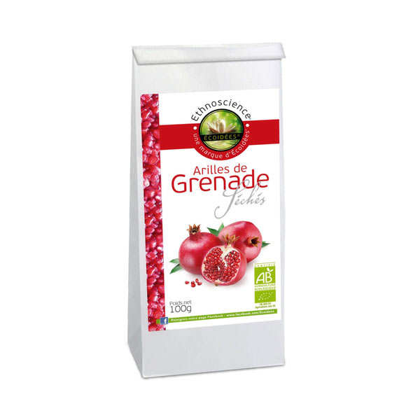 Organic Dried Pomegranate