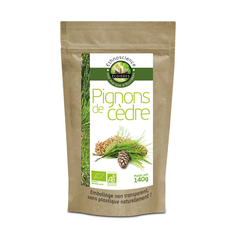 Organic Siberian Cedar Pine Nuts