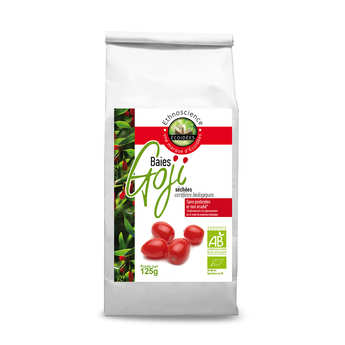 Ethnoscience - Organic Dried Goji Berries