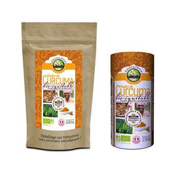 Ethnoscience - Organic Turmeric Powder