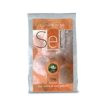 Lumière de sel - Table Salt from Himalaya