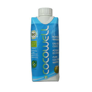 Cocowell - Organic Coconut Water - 100% Coconut Water