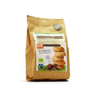 Van Strien - Organic Butter and Chocolate Drops Cookies