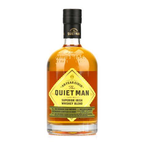 The Quiet Man - The Quiet Man Irish Whisky - Blended 40°