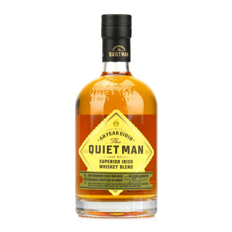 The Quiet Man - Whisky irlandais The Quiet Man - blended 40°