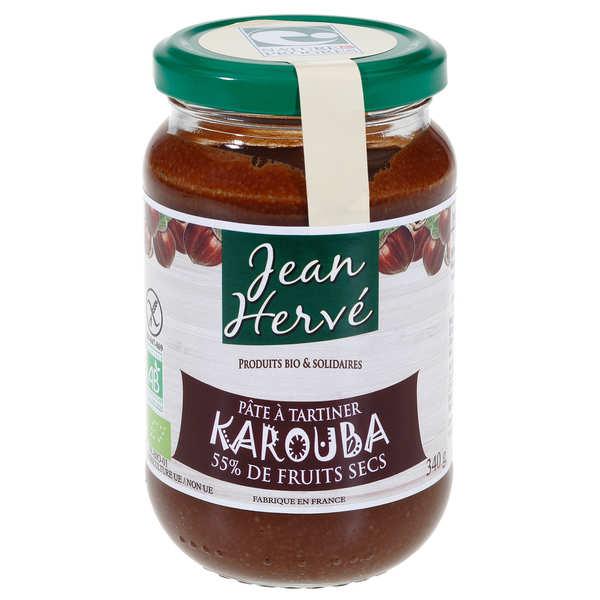 Karouba - pâte à tartiner sans lait  bio
