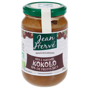 Jean Hervé - Kokolo - organic coconut spread without milk