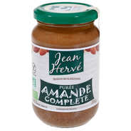 Jean Hervé - Organic whole almonds spread