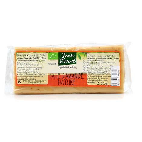 Jean Hervé - Organic almond paste - 250g