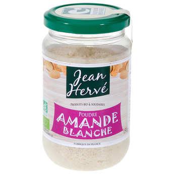 Jean Hervé - Poudre d'amande blanche bio